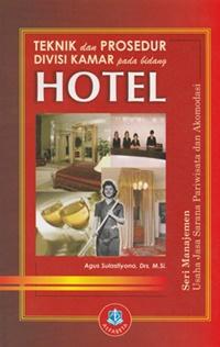 Pengertian Hotel Menurut Sulastiyono