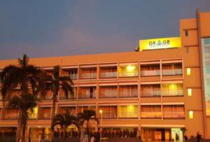 View Gedung Grage Hotel Bengkulu