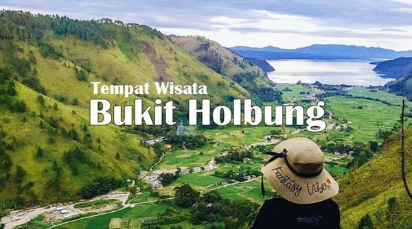 Foto Bukit Holbung Samosir Dolok Raja Kabupaten Samosir Sumatera Utara