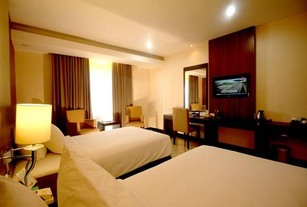 View Kamar Hotel Grage Horizon Bengkulu