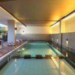 View Kolam Renang Hotel Santika Bengkulu