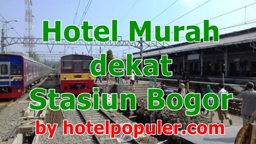 Gambar Hotel Murah dekat Stasiun Bogor