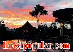 1. de Padi Villa Bogor