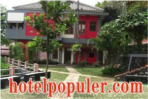 2. Villa Ratu Caringin Bogor