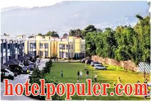 5. Villa Angkasa Puncak
