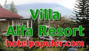 Villa Alfa Resort Puncak Bogor Pilihan Pas Untuk Keluarga