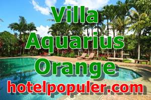 Villa Aquarius Orange Harga dibawah 200 Ribu