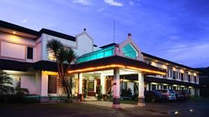 Parama Hotel dan Restaurant Puncak Bogor Jawa Barat