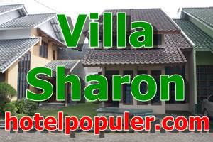 Villa Sharon Puncak Cocok Untuk Rombongan