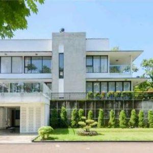 the Villa at Sentul City